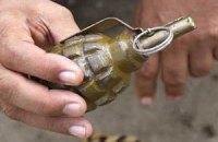 Во двор дома на Подоле бросили гранату