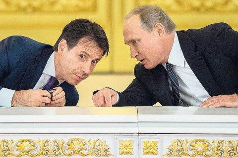 Путин провел телефонный разговор с премьером Италии, обсуждали Украину