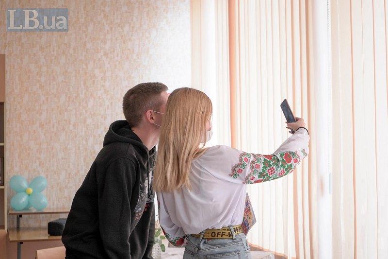 Селфі з блогером Чорнобровим