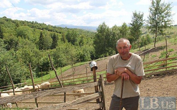 Вівчар Василь на роботі