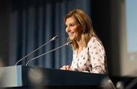Жена Зеленского определила свои задачи как первой леди