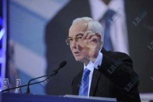 Азаров пропонує європейцям переконатися у відсутності диктатури, поживши в Україні