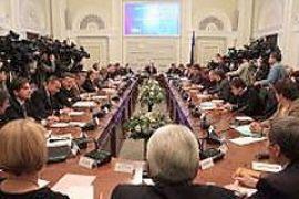 Согласительный совет обсуждает в присутствии прессы пути разблокирования работы парламента