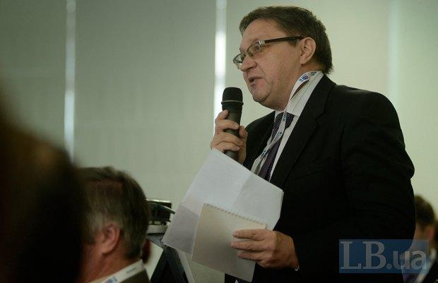 Виктор Суслов, представитель Украины в Евразийской экономической комиссии