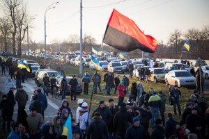 ГАИ массово вызывает на собеседования участников Автомайдана у Межигорья
