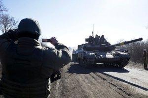 Чернухино, Миус, Редкодуб и Никишино отошли боевикам вместе с Дебальцево
