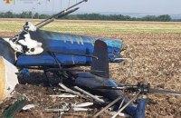 У Миколаївській області розбився гелікоптер, загинуло двоє людей (оновлено)