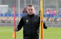 Відбулася перша тренерська відставка клубу Української прем'єр-ліги сезону-2021/22