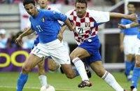 Он-лайн-трансляція матчу Італія - Хорватія