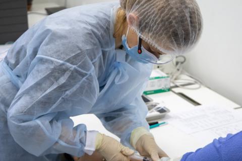 В ВСУ зарегистрировали 55 новых случаев ковида