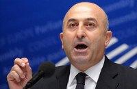 Туреччина назвала неправомірними дії Росії щодо України та Грузії