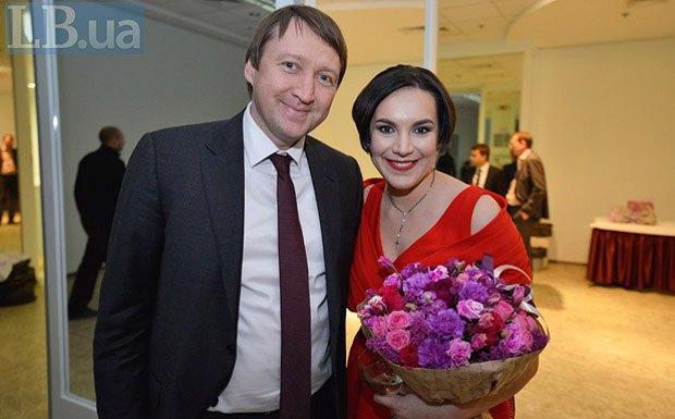 Тарас Кутовой и Соня Кошкина