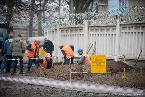 В Ялте приостановлены все строительные работы