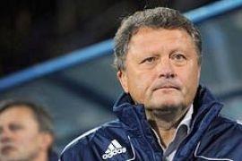 Головний тренер для Євро-2012