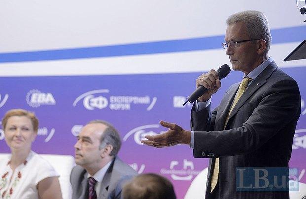 Борис Тимонькин, глава правления ПАО «Укрсоцбанк»