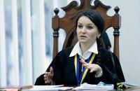 Высший админсуд отказался вернуть должность экс-судье Царевич