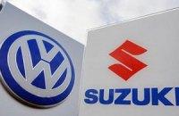 Suzuki вимагає від Volkswagen повернути акції