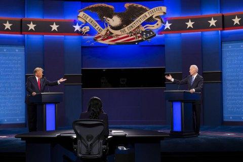 Дебаты Трампа и Байдена. Без плана для Украины