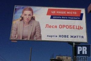 Оробець і Ляшко відмовилися від депутатських мандатів у Київраді