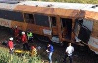 В Коста-Рике столкнулись два пригородных поезда