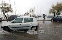 Пять человек погибли на юге Франции из-за внезапного наводнения