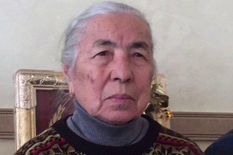 Оккупационные власти не выпустили из Крыма диссидентку Айше Сеитмуратову (обновлено)