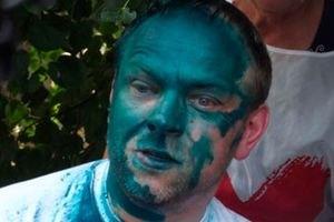 У БЮТ запропонували українцям облити зеленкою Януковича