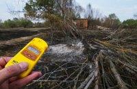 Яценюк хоче спростити вивезення лісу та металобрухту з Чорнобильської зони