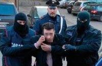 В Італії спецназ заарештував підозрюваного в бойових діях проти України