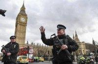 Посольство в Великобритании призывает украинцев избегать массовых скоплений людей в центре Лондона в связи с терактом