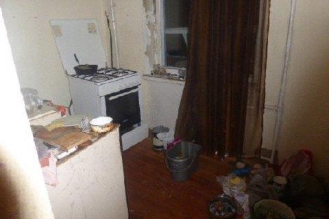 Вкиевской квартире обнаружили разлагающееся тело женщины