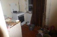 В Киеве женщина с ребенком около месяца прожила в квартире с трупом матери