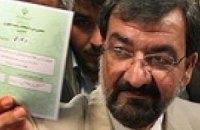Проигравший кандидат в президенты Ирана отказался от своих претензий