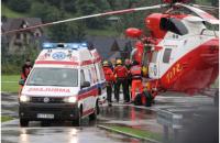 У польських Татрах пройшла потужна буря, до пошуку постраждалих залучено чотири вертольоти