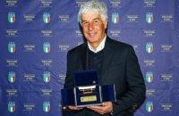 Наставник Маліновського і Коваленка став найкращим тренером року в Італії
