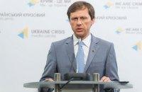 ЦВК зареєструвала першого кандидата в президенти