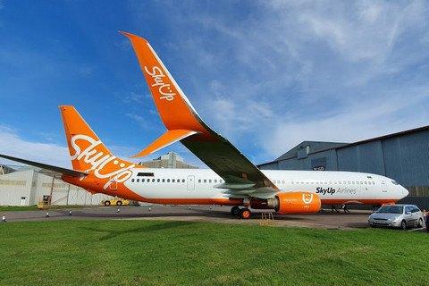 SkyUp закрила продаж квитків до країн ЄС до 15 липня