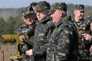 Турчинова удовлетворила подготовка противовоздушных сил