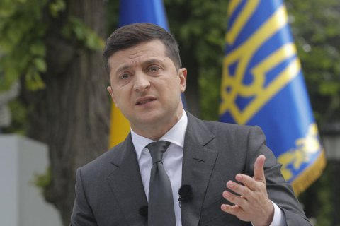Зеленский пообещал до конца бороться за Минские соглашения