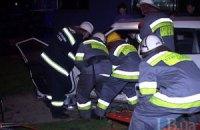 На Волыни затонуло авто с четырьмя людьми (обновлено)