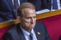 75% украинцев знают о санкциях против Медведчука, более половины их поддерживают, - опрос