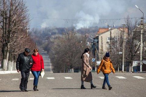 У ДержНС повідомили про повернення в Балаклію всіх евакуйованих жителів
