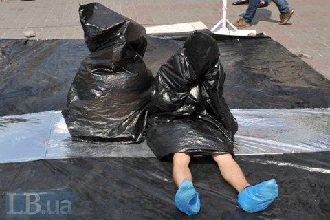 Поліція за півроку зафіксувала понад 140 злочинів, пов'язаних з торгівлею людьми
