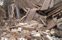 СЦКК показал последствия обстрела Широкино боевиками