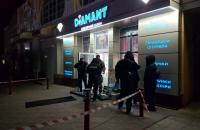 У Бахмуті невідомий пограбував ювелірний магазин і застрелив охоронця