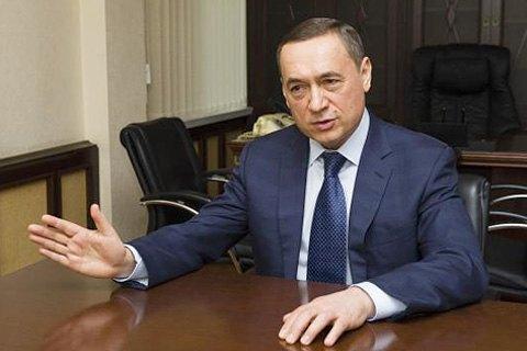 Мартыненко обвинили в попытке подкупа швейцарского прокурора