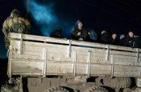 Из плена вытащили пятерых бойцов ВСУ