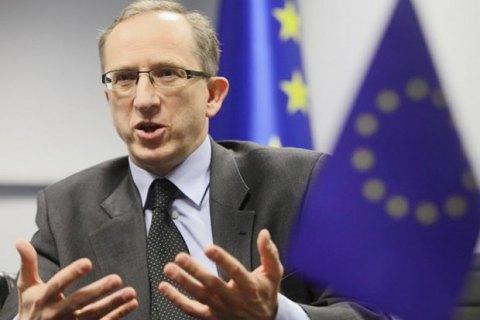 Посол ЕС назвал е-декларирование последним условием для безвизового режима