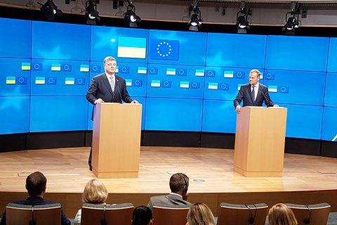 П.Порошенко: Переговори президентів у«нормандському форматі» відбудуться нанаступному тижні