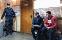 Киянин, який намагався вплав потрапити на спортмайданчик в Гідропарку, розповів, чому пішов на це